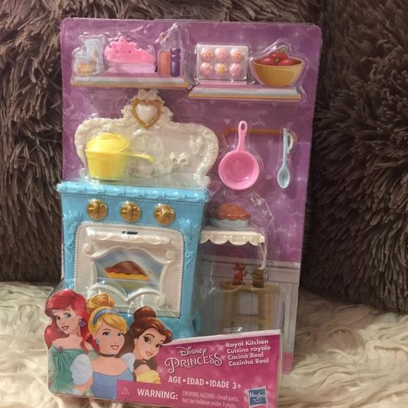 Hasbro Toys Disney Princess Kitchen Set Poshmark